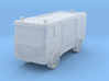 Mercedes Actros Fire Truck 1/200 3d printed