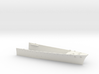 1/350 Masséna Bow Waterline 3d printed