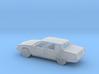 1/87 1989-92 Cadillac Fleetwood Sedan Kit 3d printed