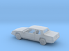 1/87 1989-92 Cadillac DeVille Coupe Kit 3d printed