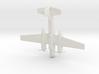 1:144 A-26B Invader 3d printed
