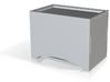 Mask storage box 3d printed