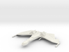 QuD Frigate - Enlarged 4' wingspan 3d printed