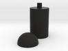 Vacuum spray bottle 3d printed