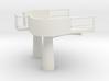 1/72 IJN Akagi Platform for Searchlight Directors 3d printed