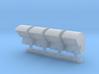 Gooseneck Exhaust Vent 01. 1:35 Scale 3d printed