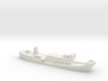 Whaler, 1/1800 3d printed