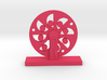 Da Vinci's Wheel 3d printed