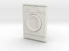 Washing Machine  02. 1:12 Scale 3d printed
