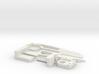 Mk2 - Large Caliper - Yard/Meter Stick Attachment 3d printed