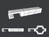 door opening handle 3d printed