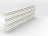 Verbauträger 7.5m / shoring rail 3d printed