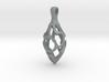 Vine Pod Pendant (Large) 3d printed