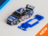 1/32 Scalextric V8 Ford Falcon FG Chassis 3d printed Chassis compatible with Scalextric V8 Ford Falcon FG body (not included)