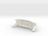 Audi A4 B6 Armrest lid with spring 4rings 3d printed