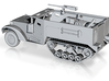 1/48 Scale  M4A1 Mortar Carrier 3d printed