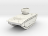 1/87 Scale LVT(A)-4T 3d printed