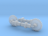 Bachmann HO US 4-8-4 Replacement Axles & Gear 3d printed