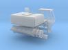 1/87th Gradall Crossover Hydraulic Excavator 3d printed