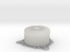 "1/24 Lenco 8.125"" Dp Bellhousing(No Starter Mnt) 3d printed"