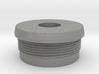 VSR-U/E end cap 3d printed