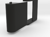 """Folding card holder for 2.5"""" square cards 3d printed"""