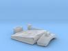 1:16 King/Jagdtiger Funker seat (stowed) 3d printed
