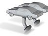 69 Camaro Cufflinks 3d printed