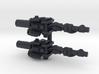 """Sparkbuster"" Neutrina Wands (5mm) 3d printed"