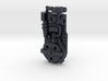 """RGB-Style """"Sparkbuster"""" Proton Pack (5mm) 3d printed"""