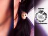 Part 7 HAIR Tie Pendant ⛧ VIL ⛧ 3d printed