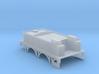 GWR Broad Gauge Tender 3000 gallon 4mm scale 3d printed