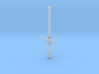 Sailor Moon kaleidoscope Wand 1/4 scale for MSD ba 3d printed
