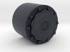 Nabendeckel HA passend zu ScaleART 3d printed