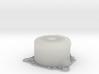 "1/24 Lenco 8.625"" Dp Bellhousing(With Starter Mnt) 3d printed"