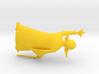 YoGandhi 3 (non-posable) 3d printed