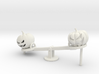O Scale Seesaw Pumpkins 3d printed This is a render not a picture