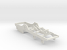 GWR Broad Gauge Rover chassis 3d printed