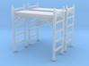 Scaffolding Unit (x2) 1/76 3d printed
