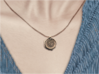 Seal Pendant H 3d printed Seal G of A-Z pendants
