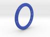 Medium Size - Textile Bracelet Circular 3d printed