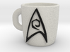 Star Trek  Expresso Cup 3d printed