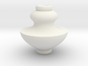 Ornament - plumb bobble 3d printed