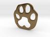 Bobcat paw print 3d printed