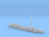 1/2400 Scale Small 255 foot Tanker Halawa 3d printed