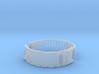 The Island ID Bracelet Replica Prop 3d printed