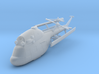 Mil M-2 Helicopter Scale: 1:100 3d printed