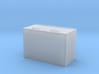 1:87 Koffer / Geräterraum 3d printed