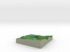 Terrafab generated model Sun Aug 17 2014 21:36:54  3d printed