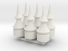 US&S Semaphore Finial 1:24 scale Pack 3d printed